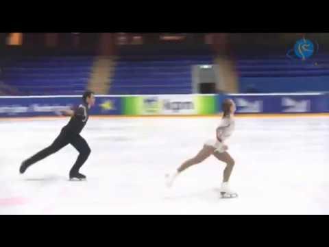 Daria BEKLEMISHCHEVA / Márk MAGYAR (HUN) LP @ Challenge Cup 2017