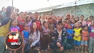 Hot Shot 15 Desember 2018 - Ammar Zoni dan Irish Bella Kunjungi Korban Bencana di Bogor