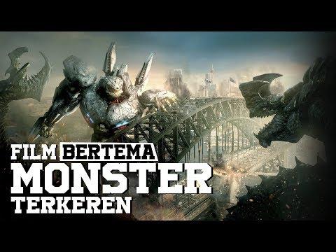 10 Film Bertema Serangan Monster Terkeren - WAJIB DITONTON