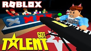 Roblox | GO CONTEST GOT TALENT SAME VAMY and GOT the IDEA-Roblox's Got Talent | Kia Breaking