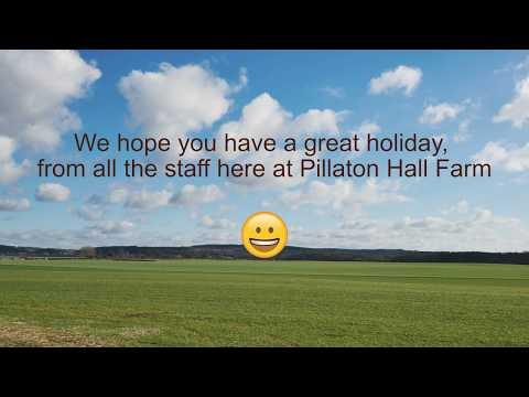 Campsite Rules - Pillaton Hall Farm