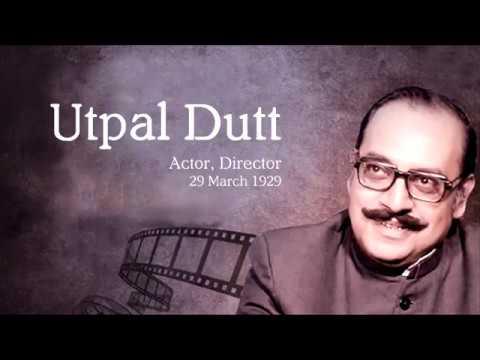 NFAI presents Classic Dialogues by Utpal Dutt