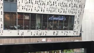 บีทีเอส สยาม-บางหว้า-ร้านอาหาร วิดีโอจากคนต่างชาติ