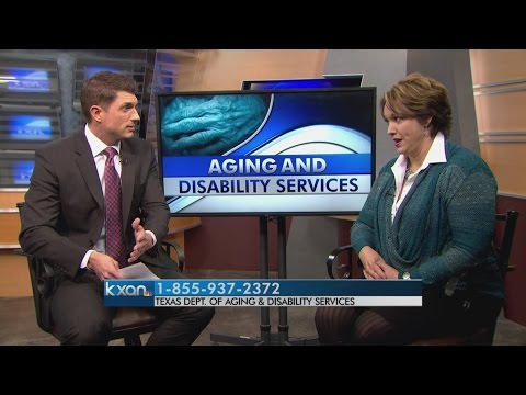 Dept. of Aging & Disability Services new help line