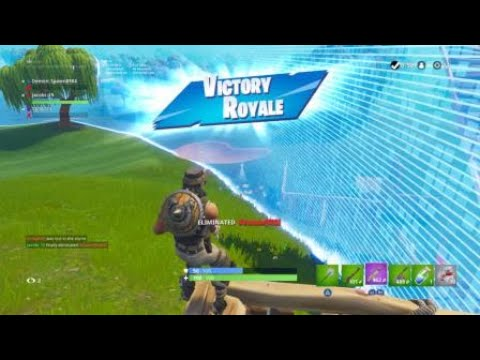 How To Win Fortnite (Steady Storm Edition)