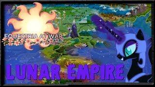 Equestria at War: LUNAR EMPIRE (HOI4)