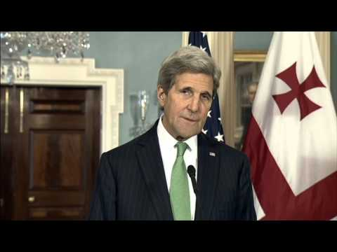 John Kerry on Syria and Russia's Withdrawal Announcement