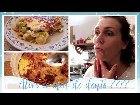 vlog-famille-du-27/12-gratin-de-pâtes-poireaux-bacon-et-ricotta-et-escalopes-de-dinde-à-la-savoyarde
