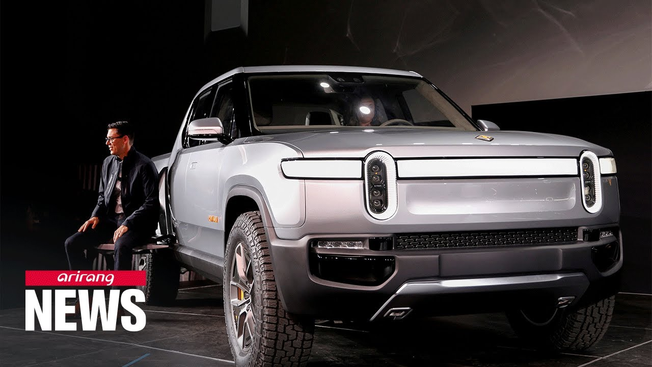 Rivian first to market with electric pickup truck; batteries from Samsung SDI