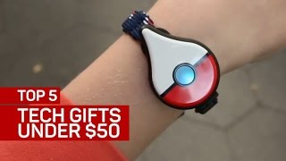 Top 5 tech gifts under $50