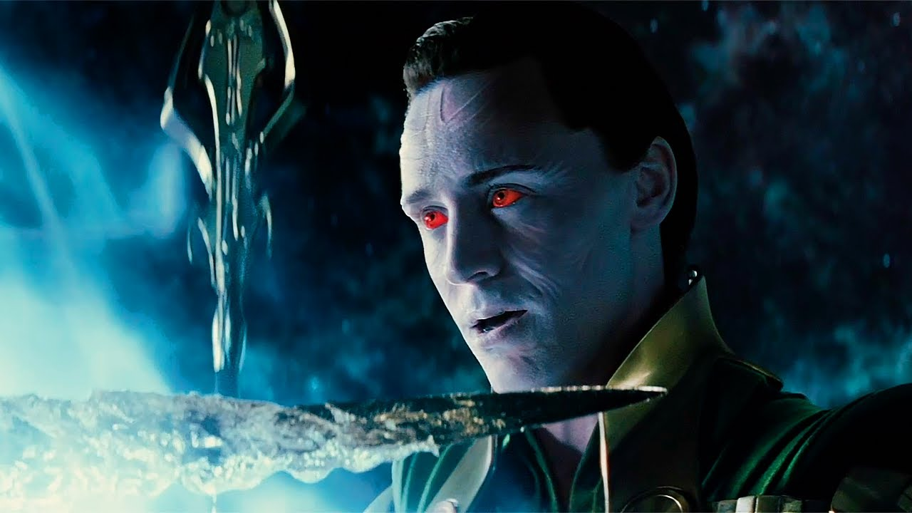 Loki vs Heimdall - Thor (2011) Movie Clip HD
