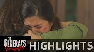 Download Corazon and Rhian cry as they embrace each other | The General's Daughter (With Eng Subs) Mp3 and Videos