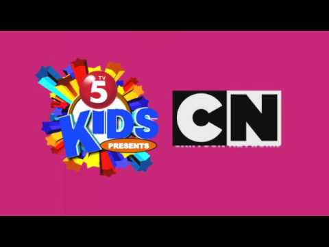 CN on TV5 Bumpers (2016) (Fanmade)