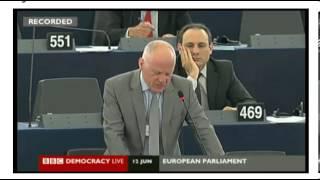 EU debate about Gezi Park protests in Turkey , June 12