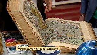Vindens antikviteter kan vara en guldgruva - Nyhetsmorgon (TV4)