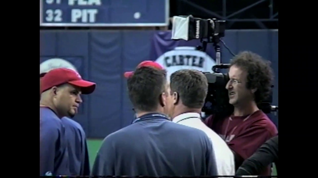 Expos - Phillies Rough Footage   8-27-03