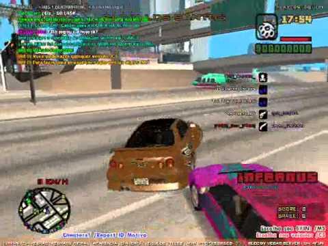 GTA SA:MP [Meu Pinto]