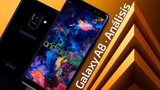 Samsung Galaxy A8 análisis | VALE CADA CÉNTIMO