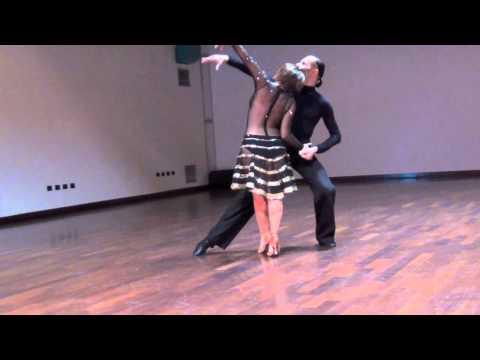 Sport In Fiera 05 – Rumba di Leonardo e Sabrina