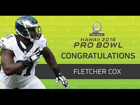 "Fletcher Cox Career Highlights ""Chapter 1"""
