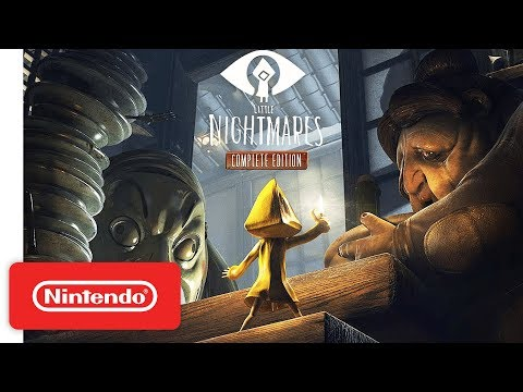 little-nightmares:-complete-edition-launch-trailer---nintendo-switch