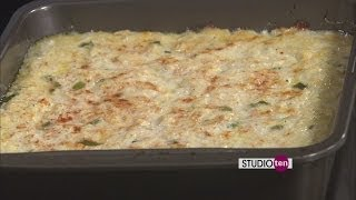 Studio 10: Lap's West Indies Salad And Crab Dip