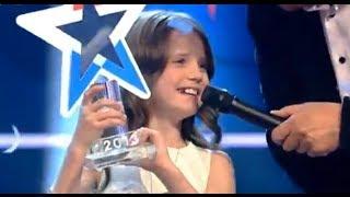 Amira Willighagen - Results Finals Holland's Got Talent - Part 2 - 28 December 2013