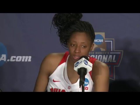 News Conference: Ohio State vs. Tennessee Sweet Sixteen Postgame