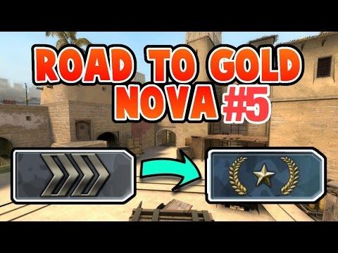 CS:GO | Road To Gold Nova | With Jevon | #5
