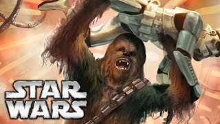 Why Chewbacca Didn't Use His Claws to Fight - Knights of the Old Republic Lore Play #10