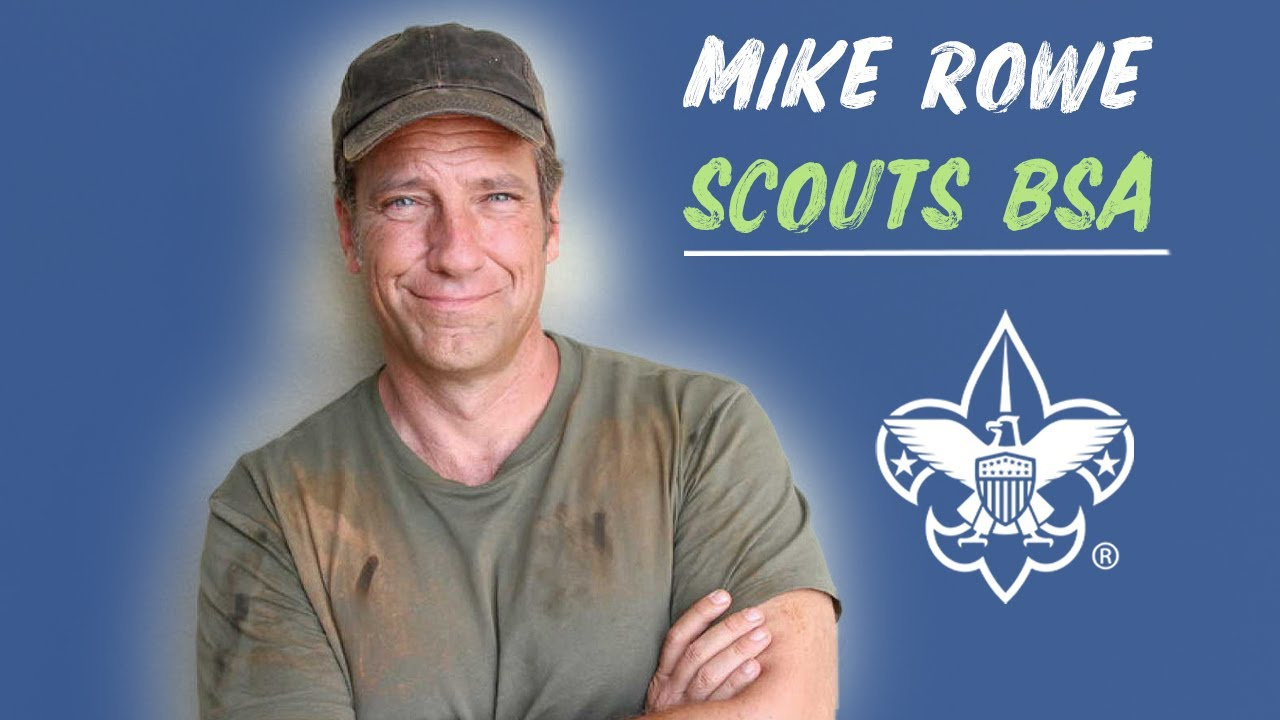 mike rowe speaks at boy scouts of america national annual meeting