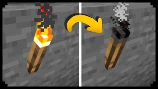 16 Cosas Que No Sabías de las Antorchas en Minecraft