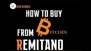 How to buy bitcoin from Remitano