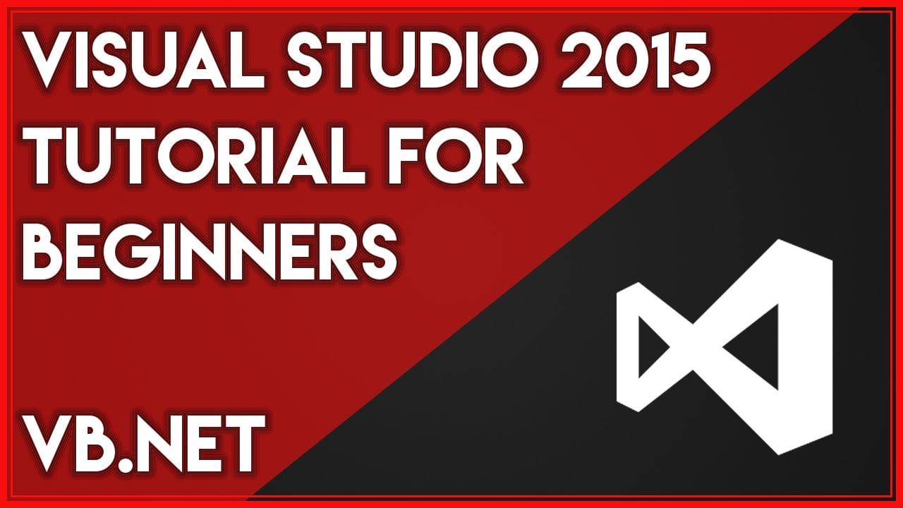 visual studio 2013 tutorial for beginners ep1 getting started rh youtube com visual studio 2013 tutorial francais visual studio 2015 manual pdf