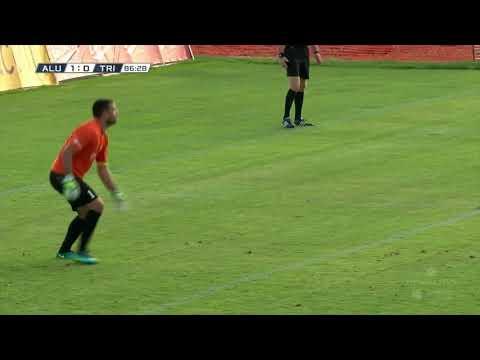 7. krog: Aluminij - Triglav 2:0 ; Prva liga Telekom Slovenije 2017/18