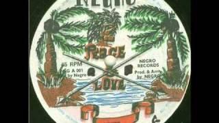 """Negro - Unite - Peace & Love 12"""""""