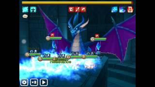 summoner war sky arena dargon b8 by bbks