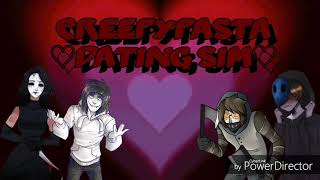 Creepypasta Dating Simulator (TRAILER)