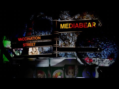 Vaxxination Street - Media Bear