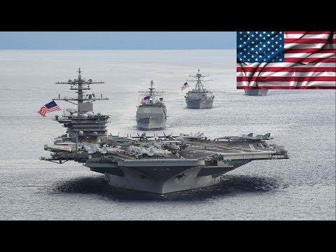 USS Theodore Roosevelt - O Super Porta Aviões Nuclear Norte Americano