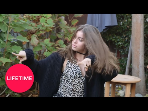 Dance Moms Girls' Day Off - Ugly Dance-Off | Lifetime