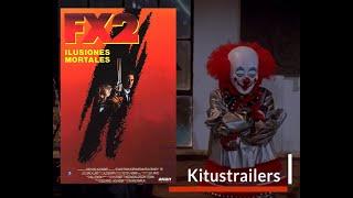 FX2 - Ilusiones Mortales (Trailer en Castellano)
