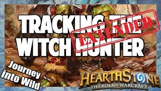 Hearthstone | Tracking the Witch Hunter | Extended Gameplay