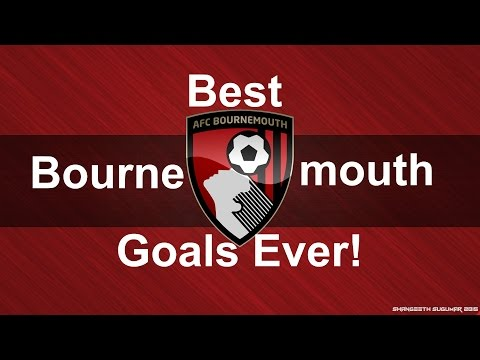 Top 5 AFC Bournemouth Goals Of All Time | 5 Best Goals Ever | Football | Hd