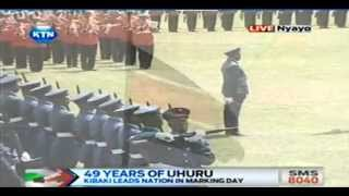 Jamhuri 12-12-12 Day - Trooping of the Colour 1