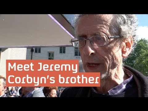 Jeremy Corbyn's brother, Piers, on the new Labour leader