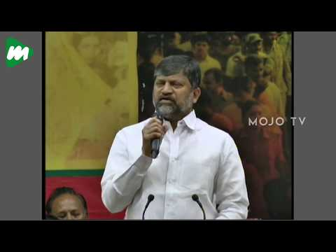 Telangana TDP Leaders Celebrating Nara Lokesh Birthday At NTR Bhavan In Hyderabad | MOJO TV LIVE