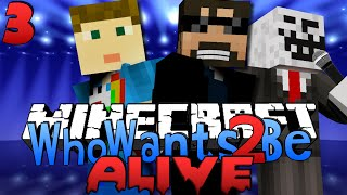 minecraft who wants to be alive 3   shooting enderman