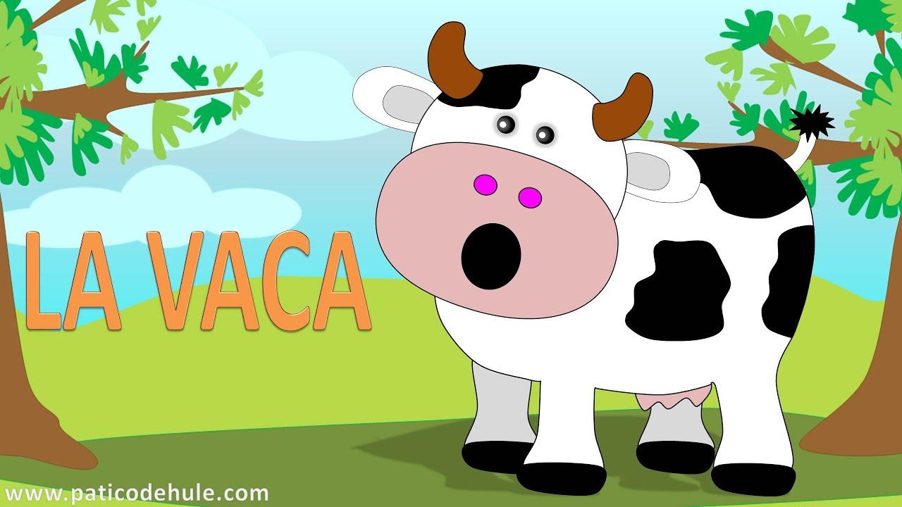 La Vaca Estudiosa Para Colorear La Magia De Mirar