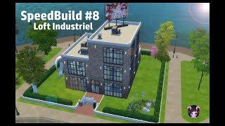 SpeedBuild #8 - Loft industriel -  NO CC